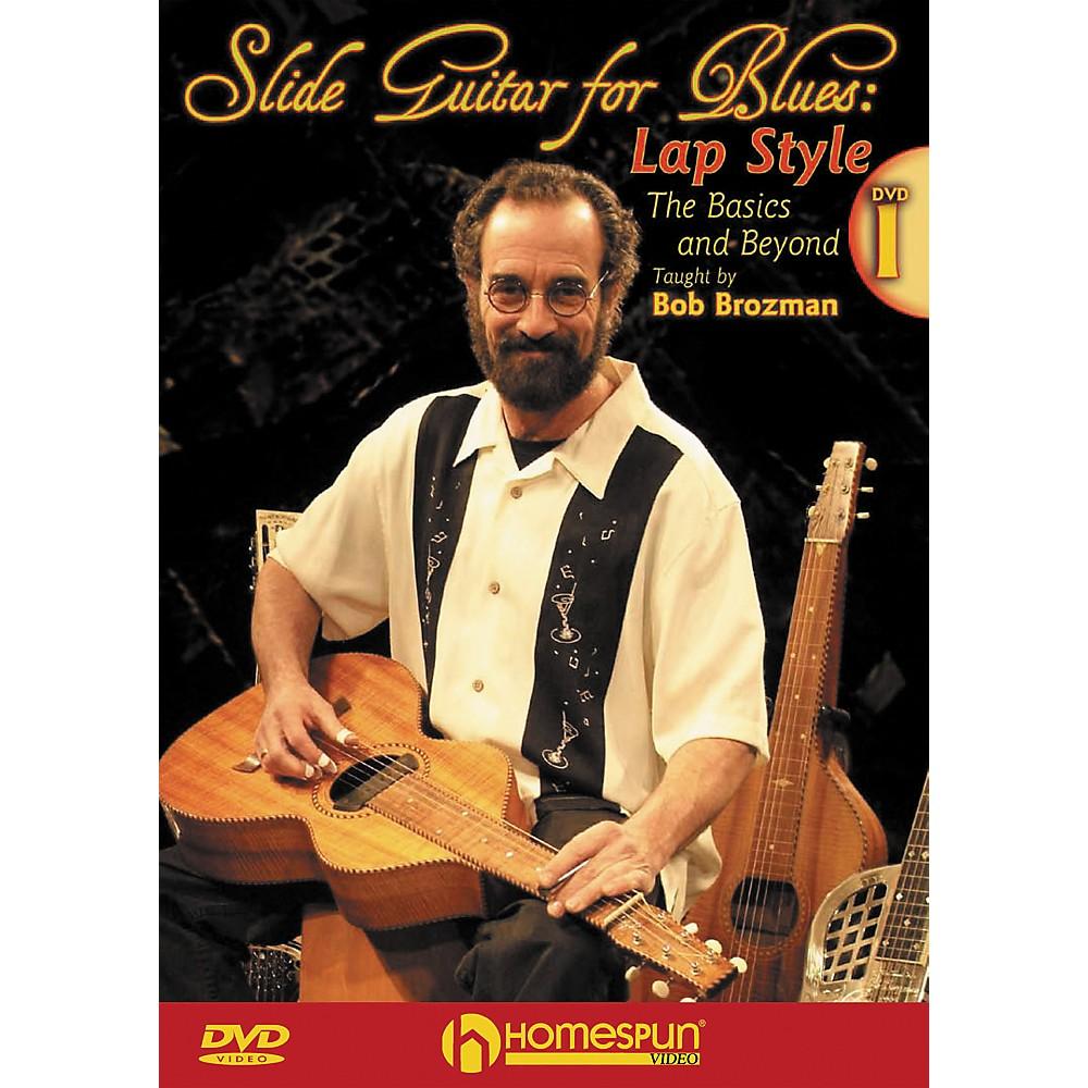 Homespun Slide Guitar For Blues Lap Steel Dvd 1 1274034471660