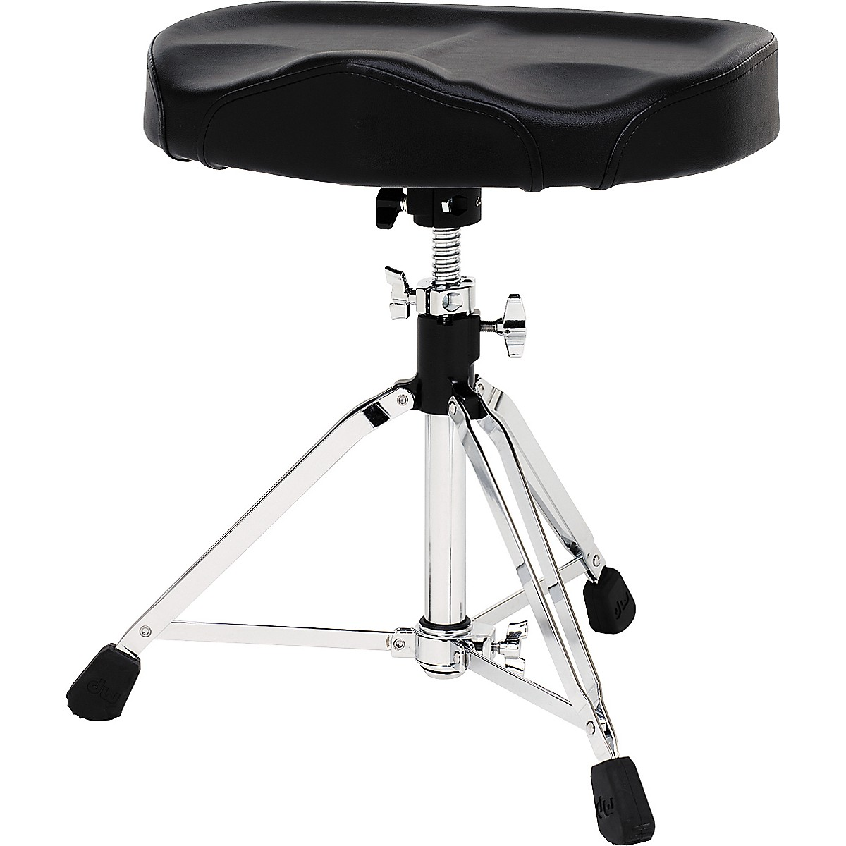 DW 9120M Tripod Tractor-Style Seat Drum Throne