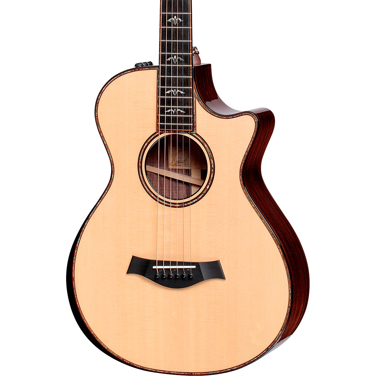Taylor 912ce V-Class 12-Fret Grand Concert Acoustic-Electric Guitar