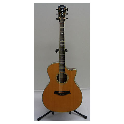 used taylor 914ce acoustic electric guitar natural guitar center. Black Bedroom Furniture Sets. Home Design Ideas
