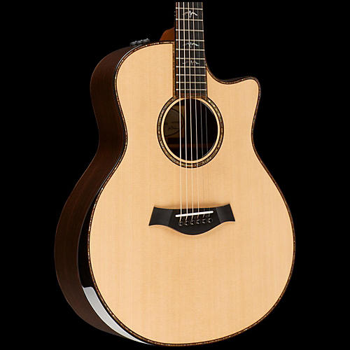 taylor 916ce john petrucci artist 39 s choice grand symphony acoustic electric guitar 2016 natural. Black Bedroom Furniture Sets. Home Design Ideas