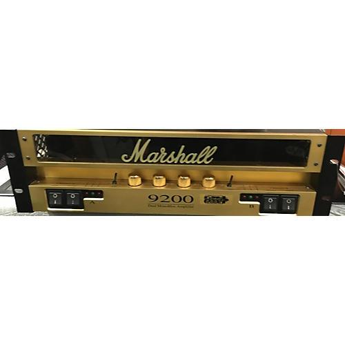 Marshall 9200 Dual MonoBloc Tube Guitar Amp Head