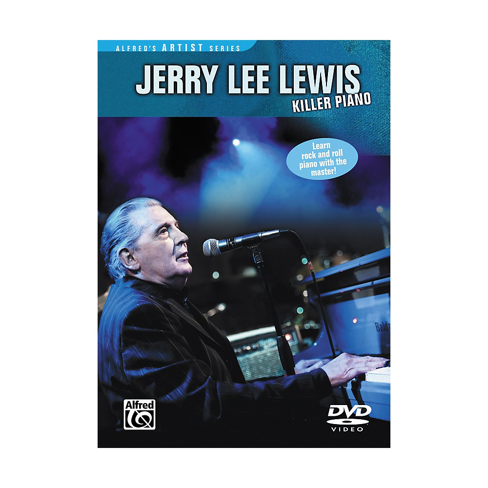 Alfred Jerry Lee Lewis: Killer Piano DVD 1273887985508
