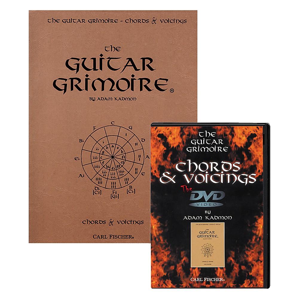 Carl Fischer Guitar Grimoire Vol. 2 Pack (Book/Dvd) 1300744185603