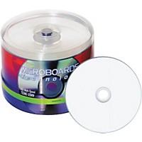 Taiyo Yuden 4.7Gb Dvd-R, White Inkjet Hub  ...