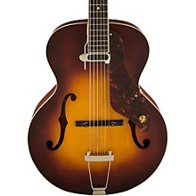 Gretsch Guitars 9555 New Yorker Archtop Acoustic-Electric Guitar Level 2 Sunburst 190839390127