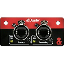 Allen & Heath 96k 64-channel Dante Module for SQ Series