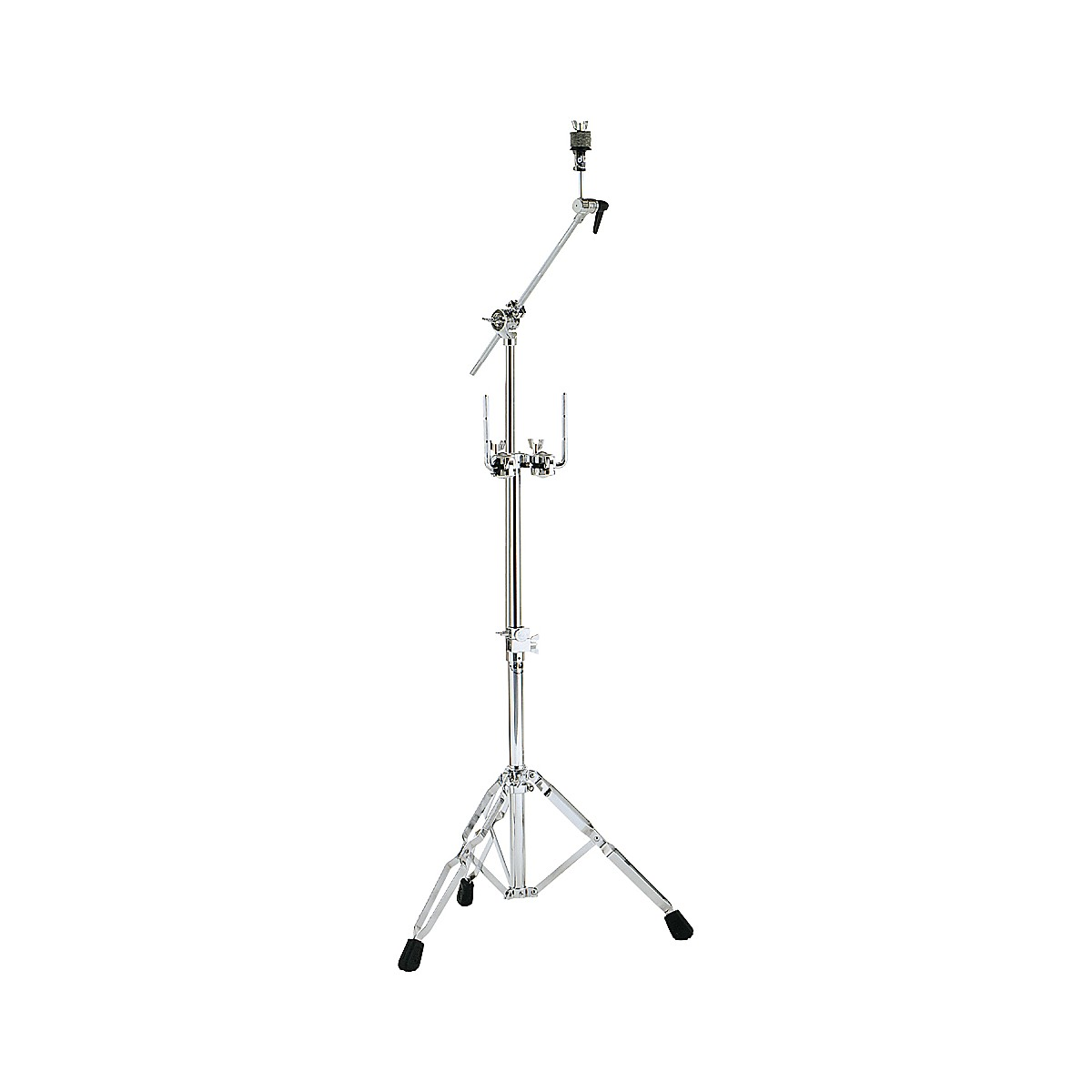 DW 9934 Double Tom/Cymbal Stand with 934 Cymbal Arm