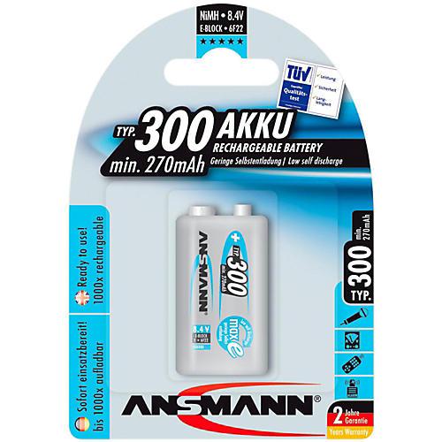 Ansmann 9V Max-E Battery