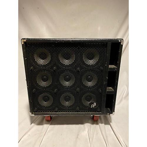 Phil Jones Bass 9b Bass Cabinet