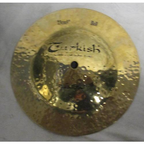 Turkish 9in Rock Beat Raw Cymbal