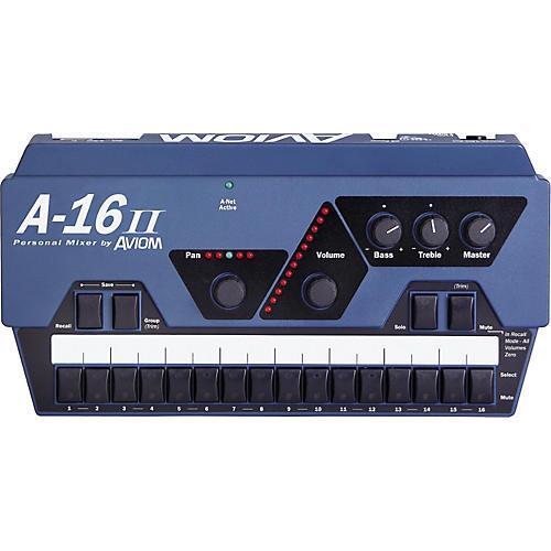 Aviom A-16II Personal Mixer