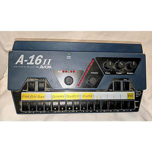 Aviom A-16ii Personal Mixer Line Mixer