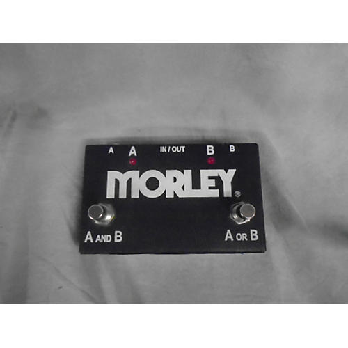 Morley A And B Pedal
