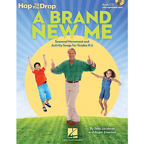 Hal Leonard A Brand New Me Teacher Magazine w/CD Composed by John Jacobson