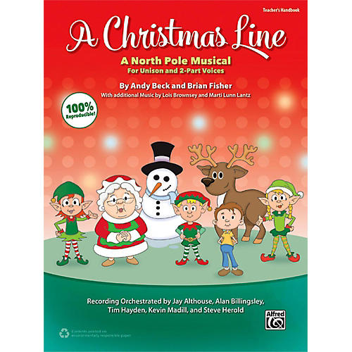Alfred A Christmas Line Teacher's Handbook