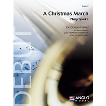 Anglo Music Press A Christmas March (Grade 2 - Score Only) Concert Band Level 2 Composed by Philip Sparke