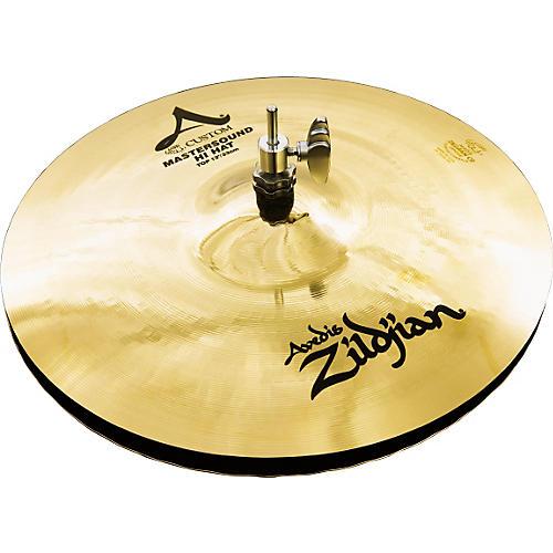 Zildjian A Custom Mastersound Hi-Hat Pair
