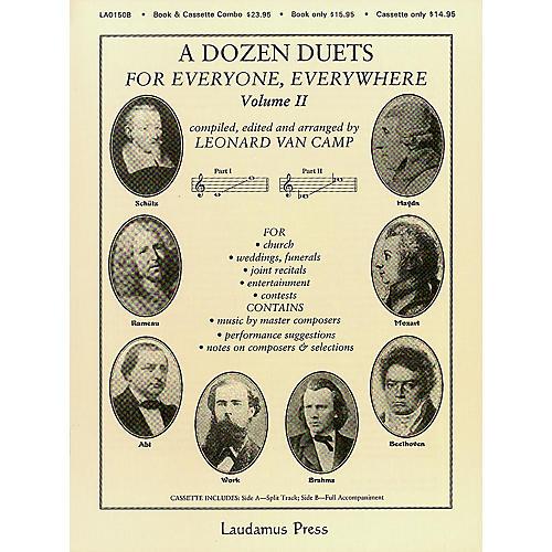 Laudamus Press A Dozen Duets For Everyone Everywhere #2 Vocal Duets