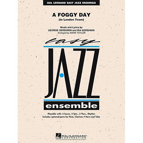 Hal Leonard A Foggy Day Jazz Band Level 2