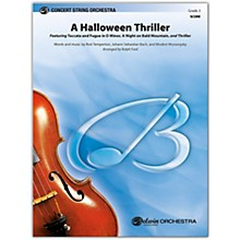 BELWIN A Halloween Thriller Conductor Score 3