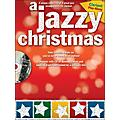 Hal Leonard A Jazzy Christmas - Clarinet Play-Along Book/CD thumbnail