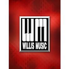 Willis Music A Man of Sorrows Willis Series