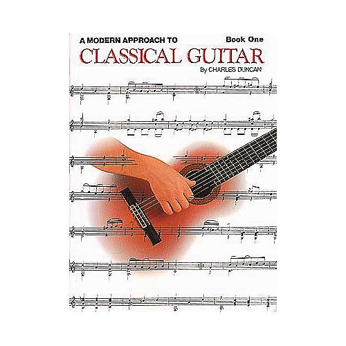 Hal Leonard A Modern Approach to Classical Guitar - Book One