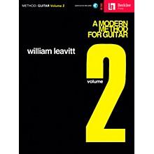 Berklee Press A Modern Method for Guitar - Volume 2 (Book/CD)