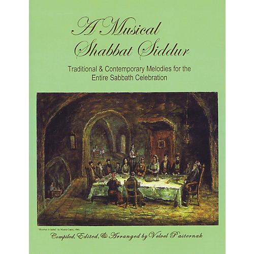 Tara Publications A Musical Shabbat Siddur Tara Books Series