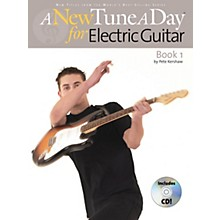 Music Sales A New Tune a Day - Electric Guitar, Book 1 Music Sales America Series Softcover with CD by Pete Kershaw