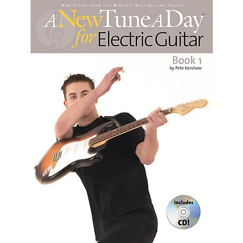 music sales a new tune a day electric guitar book 1 music sales america series softcover with. Black Bedroom Furniture Sets. Home Design Ideas