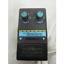 Washburn A-SC7 STEREO CHORUS Effect Pedal