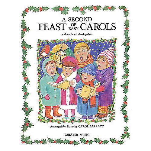 Music Sales A Second Feast Of Easy Carols Music Sales America Series Written by Carol Barratt