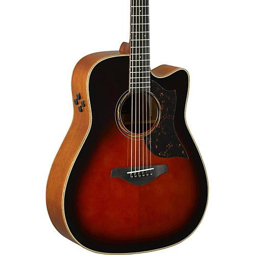 Yamaha A-Series A3M Dreadnought Cutaway Acoustic-Electric Guitar