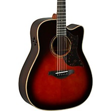 A-Series A3R Dreadnought Acoustic-Electric Guitar Level 2 Tobacco Brown Sunburst 194744050091