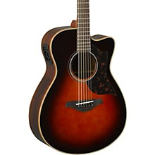 A-Series AC1R Cutaway Concert Acoustic-Electric Guitar Tobacco Sunburst