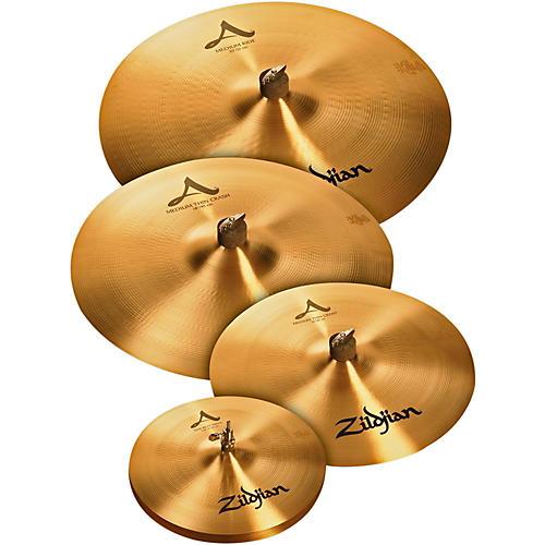 zildjian a series cymbal pack guitar center. Black Bedroom Furniture Sets. Home Design Ideas