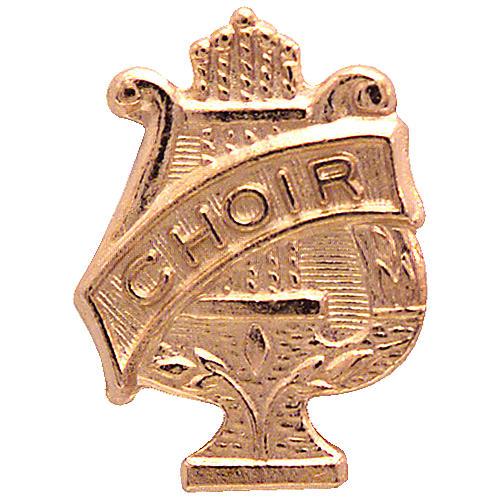 Award Emblem A Series Lyre Award Pins