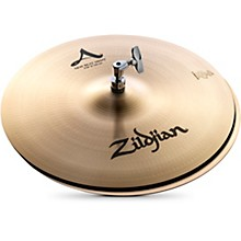 A Series New Beat Hi-Hat Cymbal Pair 15 in.