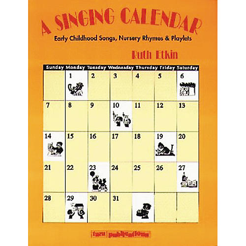 Tara Publications A Singing Calendar Book