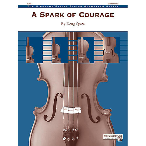 Alfred A Spark of Courage 1.5