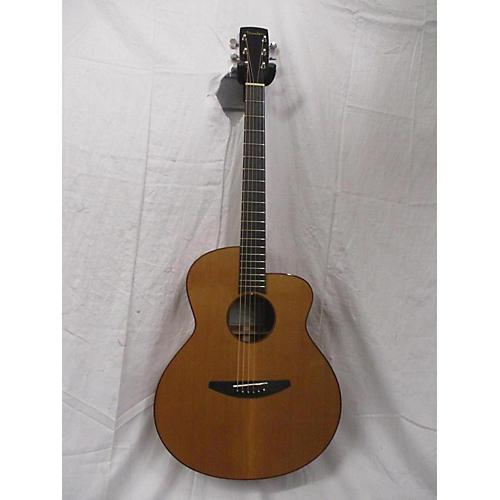 used baden a style acoustic guitar ovangkol natural guitar center. Black Bedroom Furniture Sets. Home Design Ideas