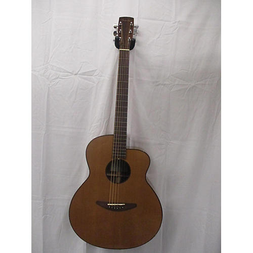 used baden a style acoustic guitar ovangkol guitar center. Black Bedroom Furniture Sets. Home Design Ideas