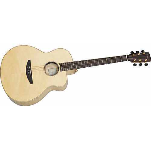 Baden A-Style Maple Auditorium Ellipse Aura Acoustic-Electric Guitar