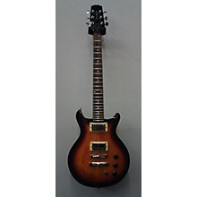 Hamer A/T Sunburst Solid Body Electric Guitar