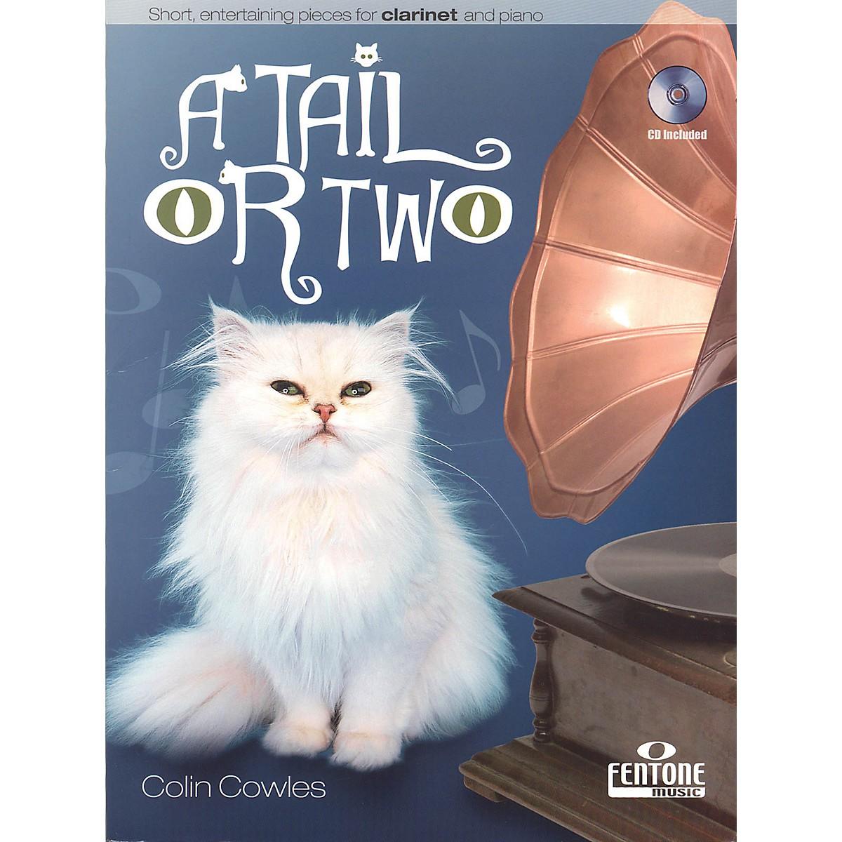 Fentone A Tail or Two Fentone Instrumental Books Series BK/CD