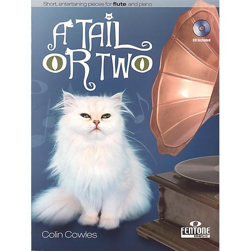 Fentone A Tail or Two (Short, Entertaining Pieces for Flute and Piano) Fentone Instrumental Books Series