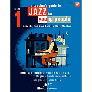 Hal Leonard A Teachers Resource Guide to Jazz for Young People, Vol. 1 TEA... by Hal Leonard