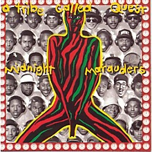 A Tribe Called Quest - Midnight Mauraders